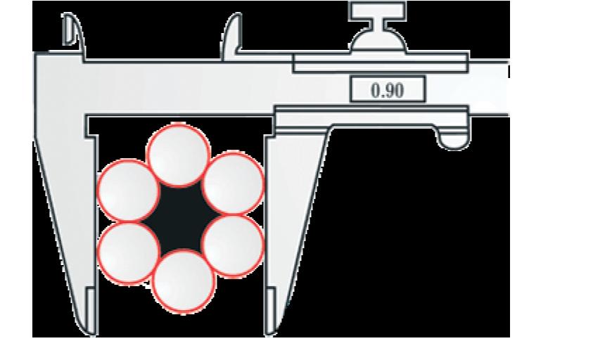 НЕВЕРНОЕ измерение диаметра